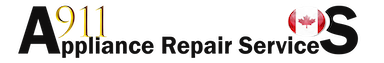 911 Appliance Repair  Services Logo