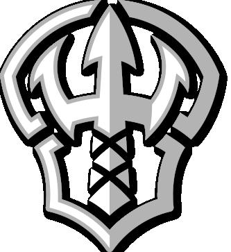 Red Devil pitchfork logo