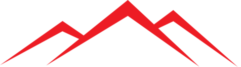 Mountain logo for the region