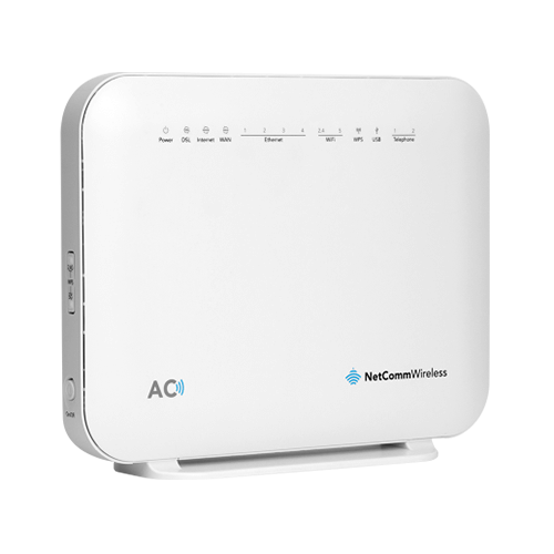 Router - Netcomm NF18ACV