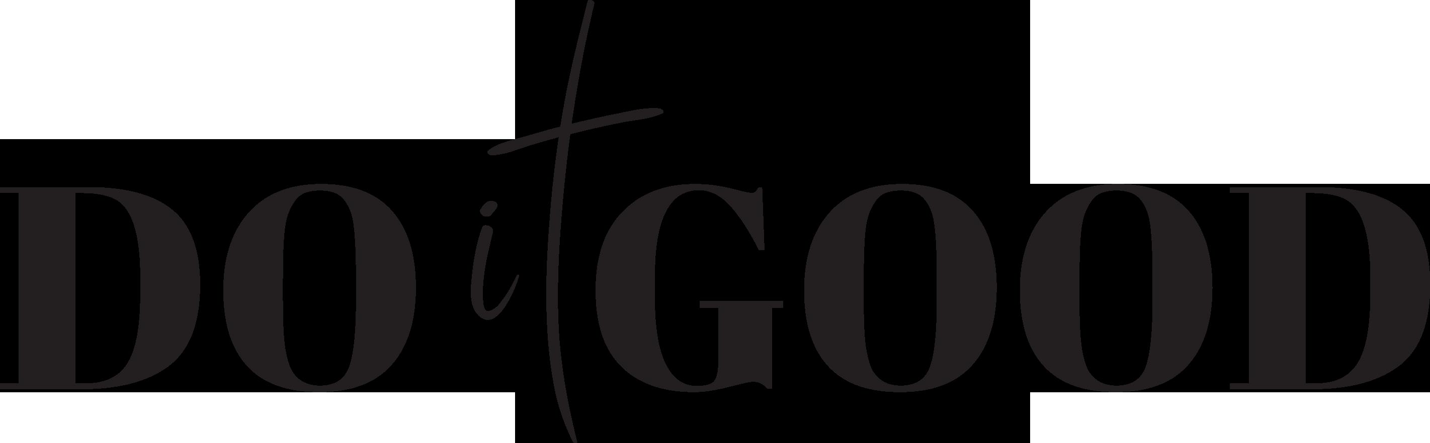 doitGOOD logotype