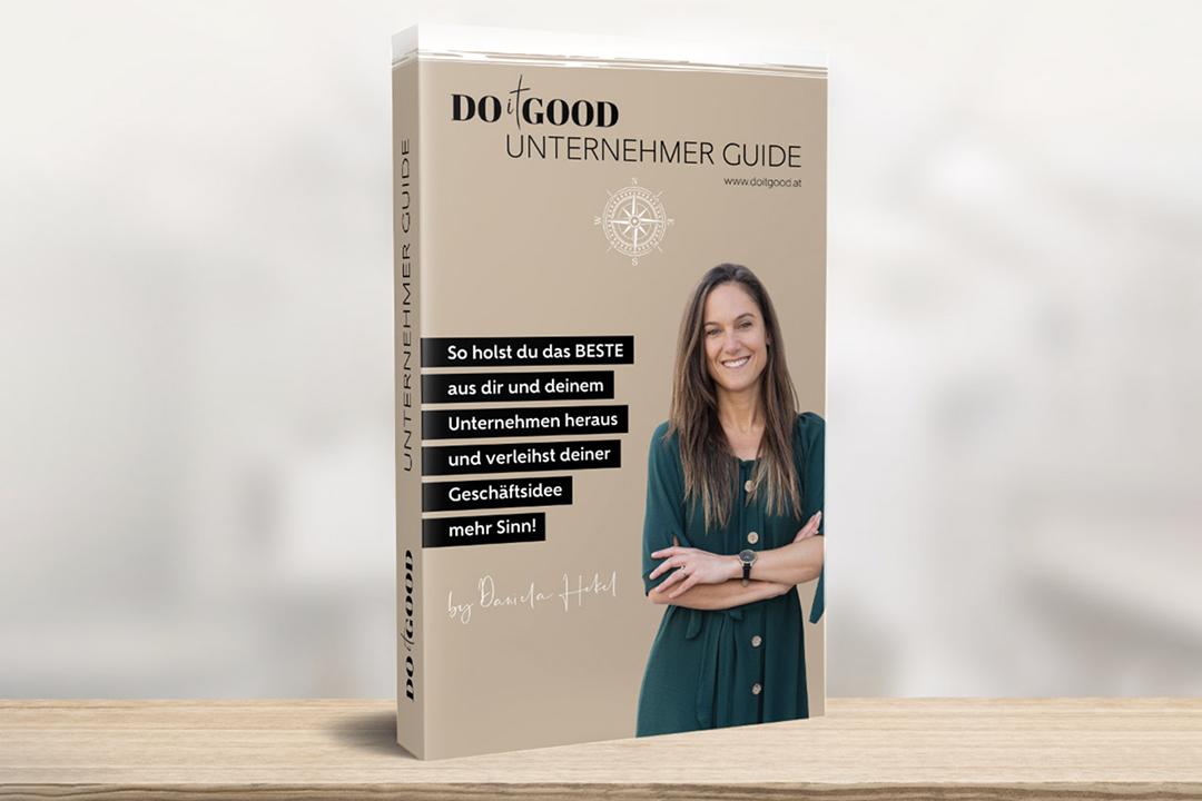 """A book """"Unternehmer Guide"""""""