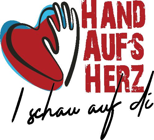 Hand auf's Herz logo