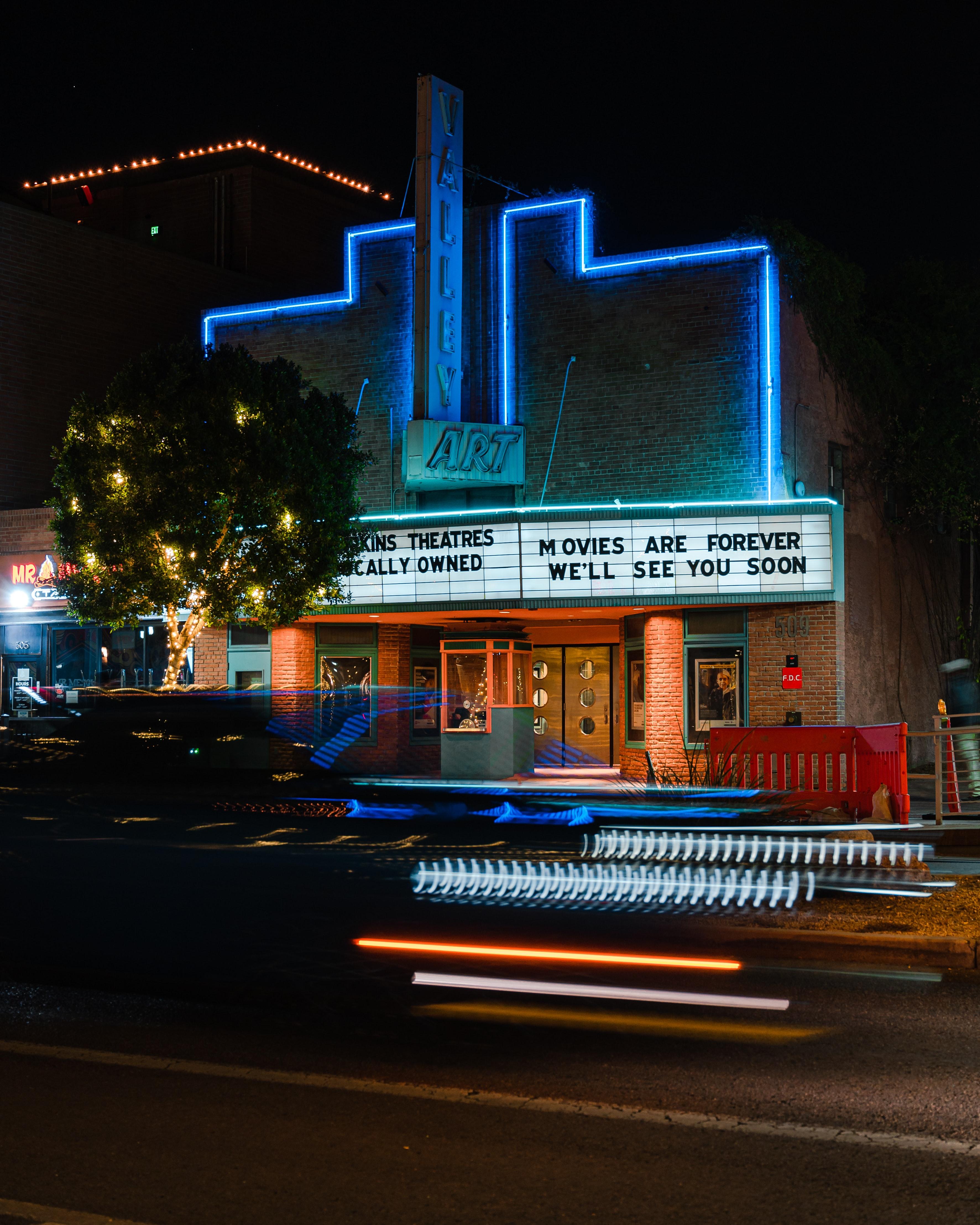 Neon Cinema