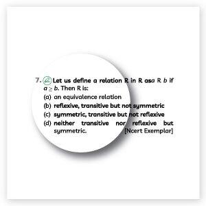 Self Practice Questions from Educart Class 12 Mathematics Question Bank