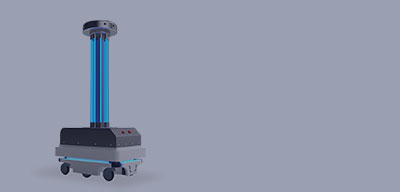 UVC Disinfection Clean Technology Safe Space Technologies UV-C Virus-Killing Robot tackles COVID in public spaces UVC Disinfection Clean Technology