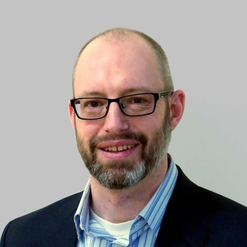 John Kaufmann Headshot