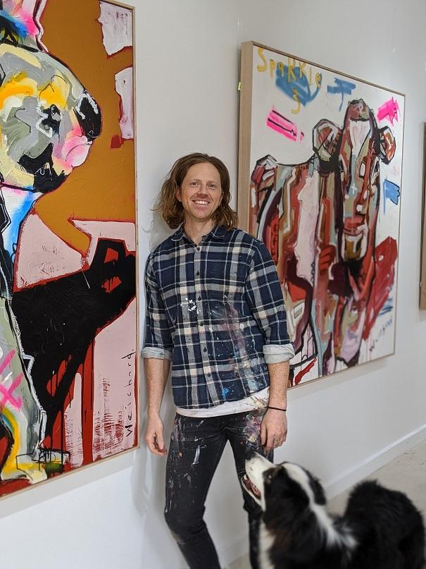 Aidan Weichard - Australian Artist - Art Gallery