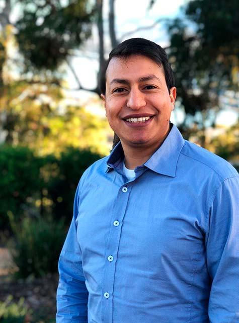 Sabores Latinos Juan Castillo