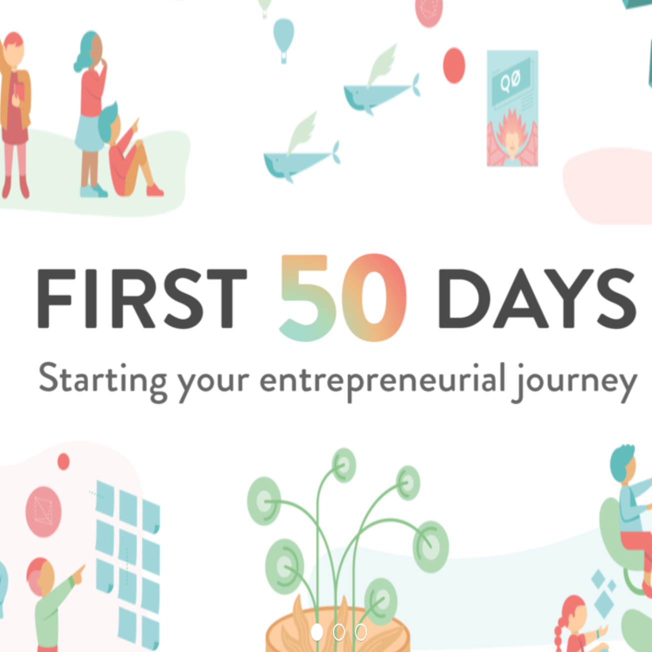 50 Day Startup Guide