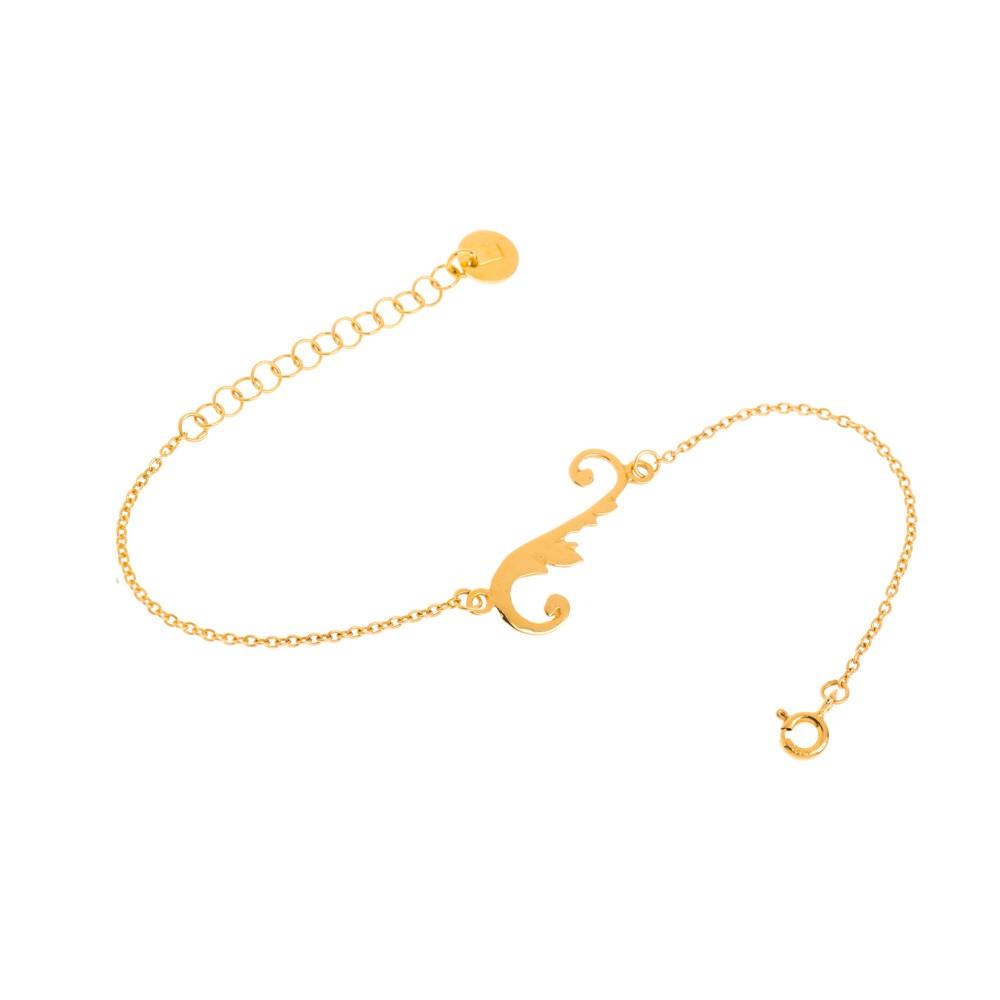 Bracelet Arabesque Vermeil