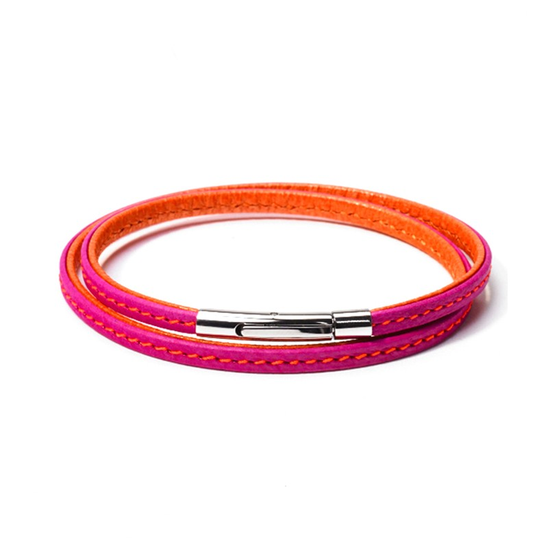 Bracelet Colibri Fushia Orange
