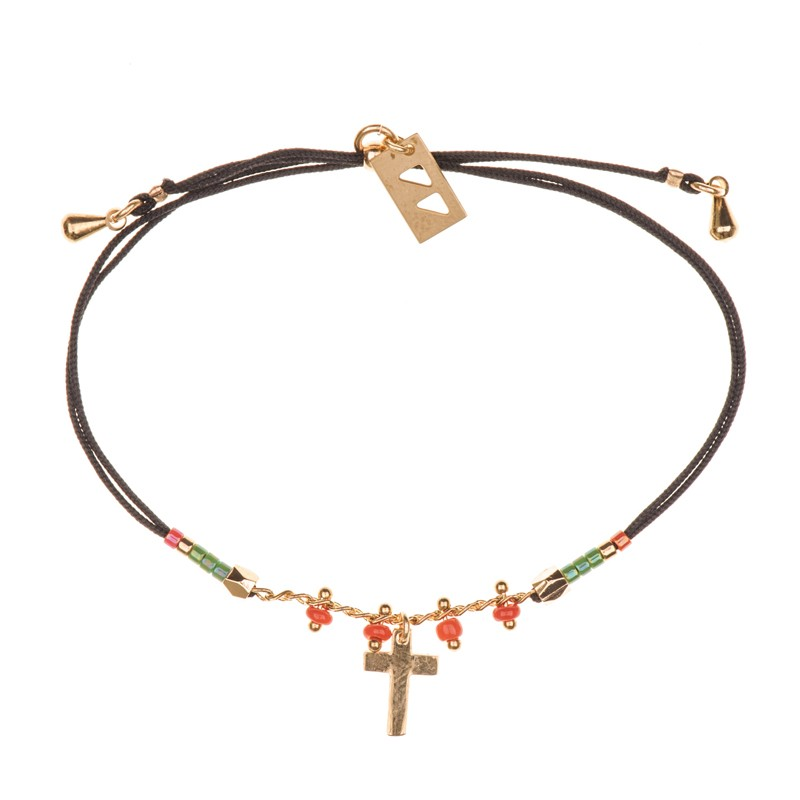 Bracelet Yucatan Rouge