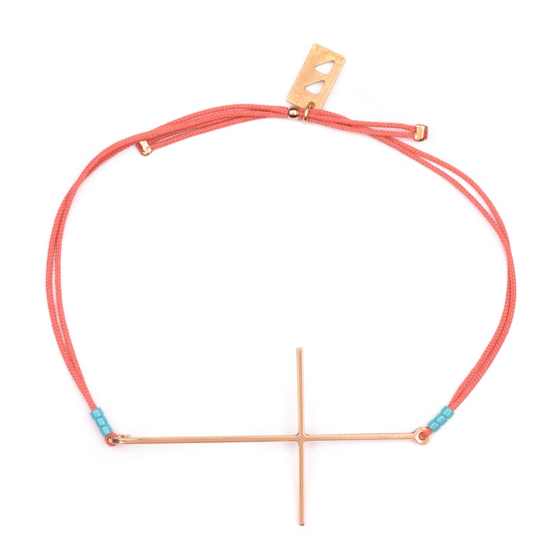 Bracelet rouge Like a Prayer