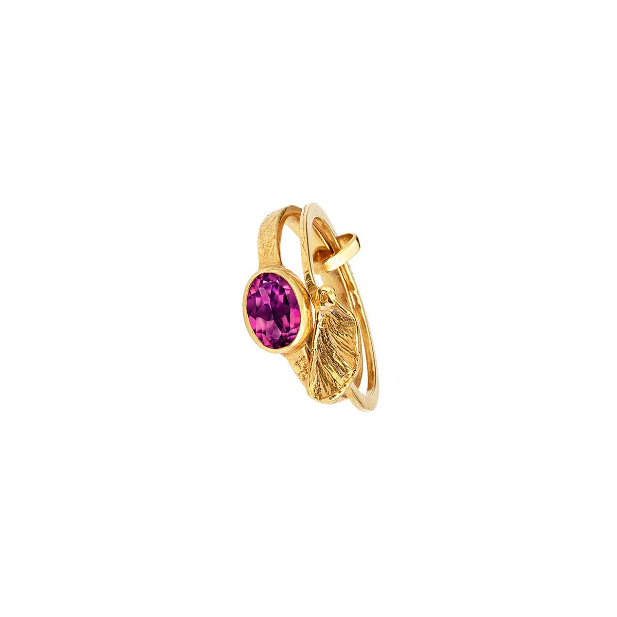 Bague Seeds Tourmaline