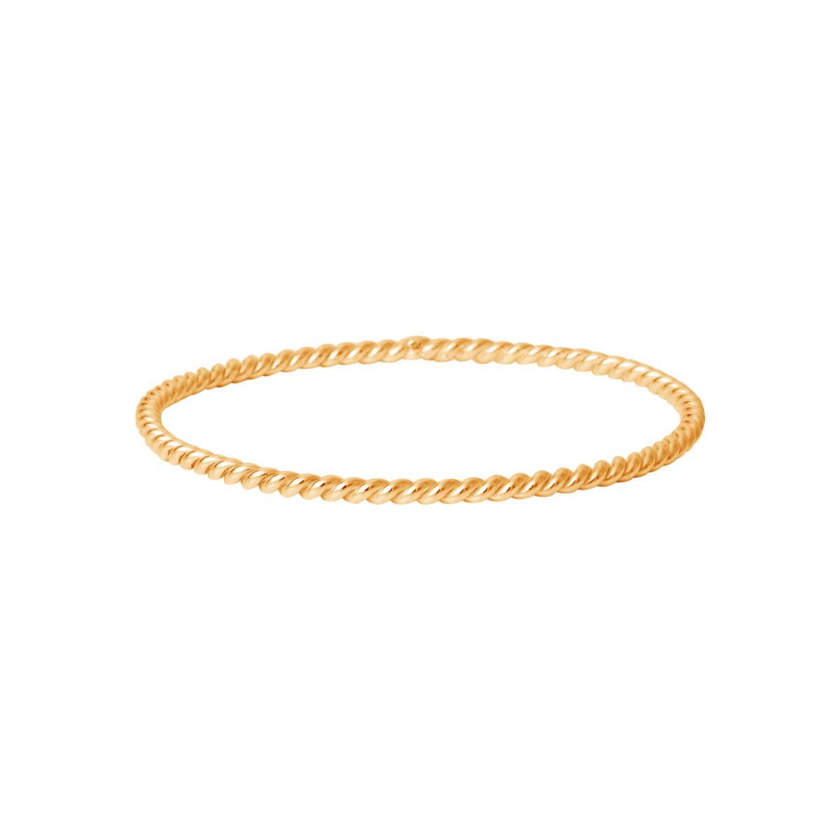 Bracelet Twist Vermeil
