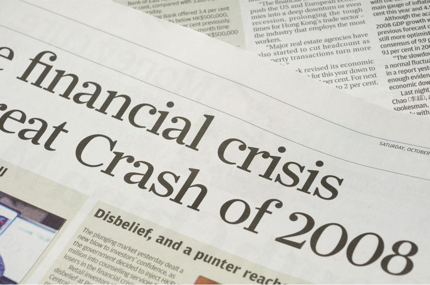 2008 financial crisis caused by complex global economic relationships