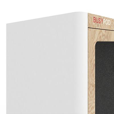 BUSYPOD White sides, Pine frame