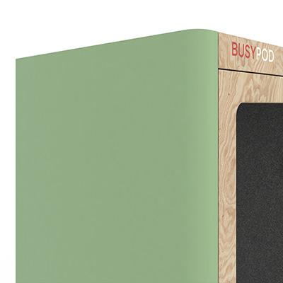 BUSYPOD Green sides, Pine frame
