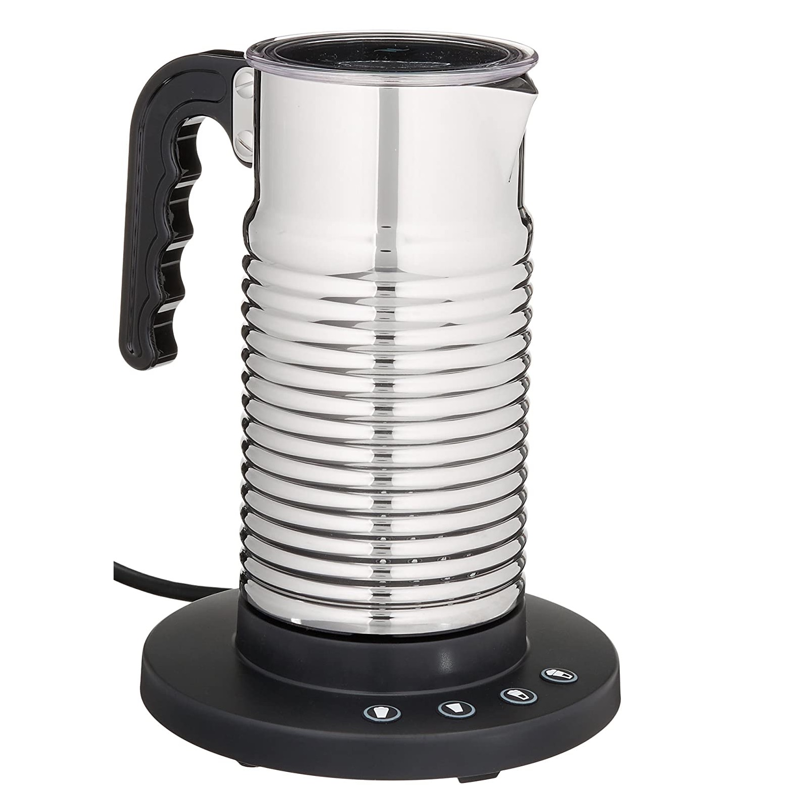 Nespresso Aeroccino 4 Milk Frother review