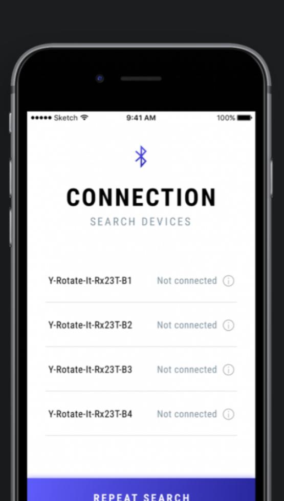 Appify portfolio mobile app