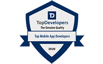 TopDevelopers badge