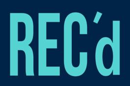 REC'd logo