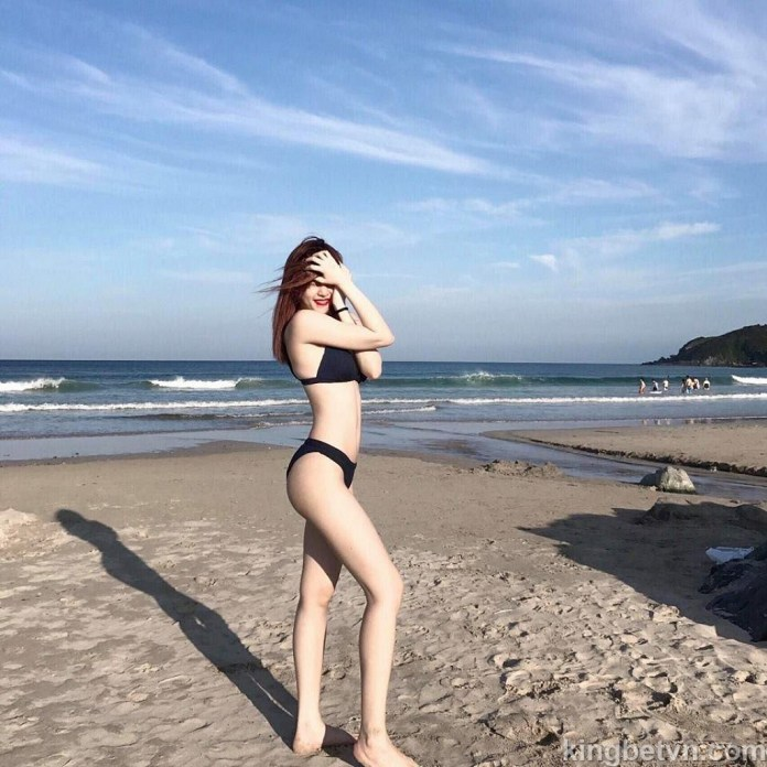 thiều bảo trâm bạn gái sơn tùng MTP mặc bikini sexy