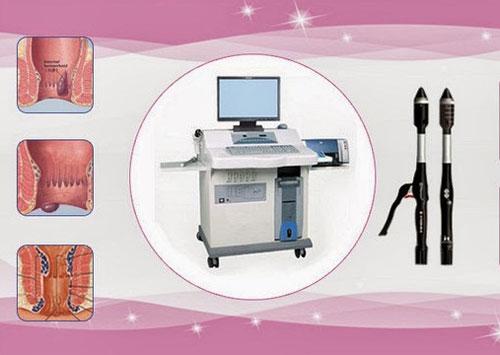 Điều trị triệt để polyp hậu môn bằng phương pháp HCPT