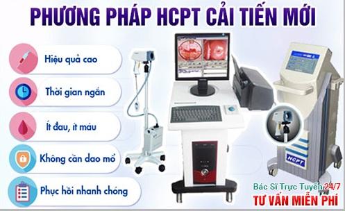 Phương pháp HCPT tại phòng khám Đa Khoa An Giang