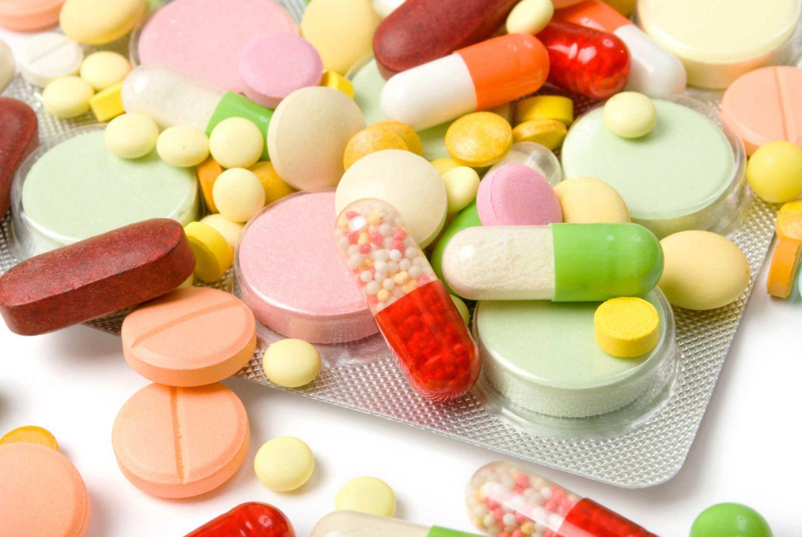 Thuốc tây chữa bệnh trĩ hỗn hợp (Hình ảnh minh họa)