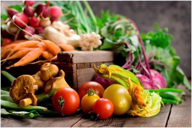 Bổ sung đầy đủ vitamin và dưỡng chất cho da