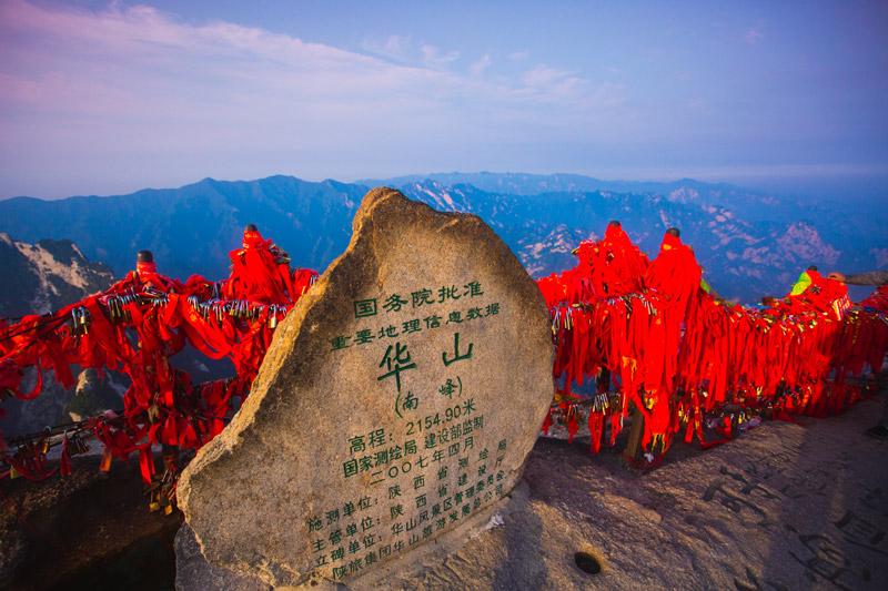 Khám phá Hoa Sơn - ngọn núi nguy hiểm nhất Thế giới - 4