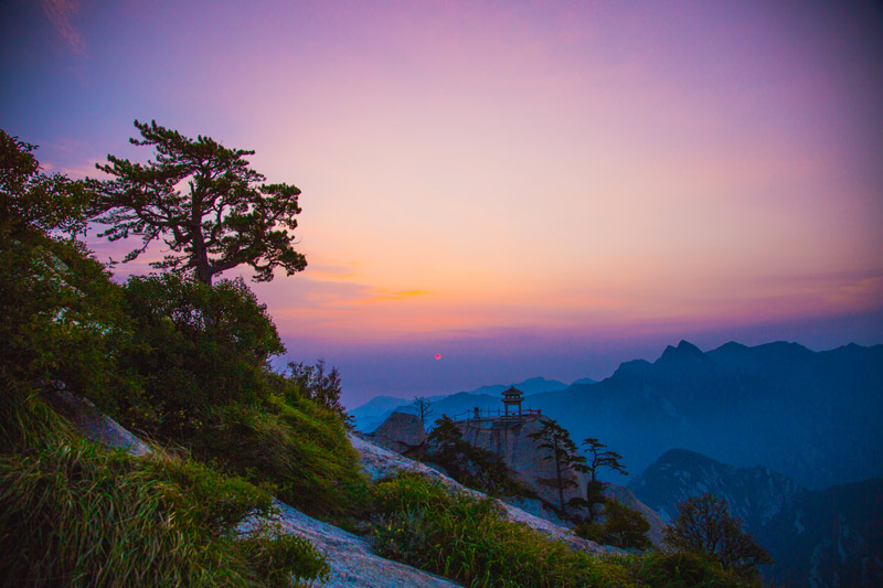Khám phá Hoa Sơn - ngọn núi nguy hiểm nhất Thế giới - 6
