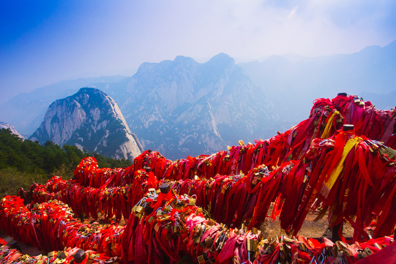 Khám phá Hoa Sơn - ngọn núi nguy hiểm nhất Thế giới - 11