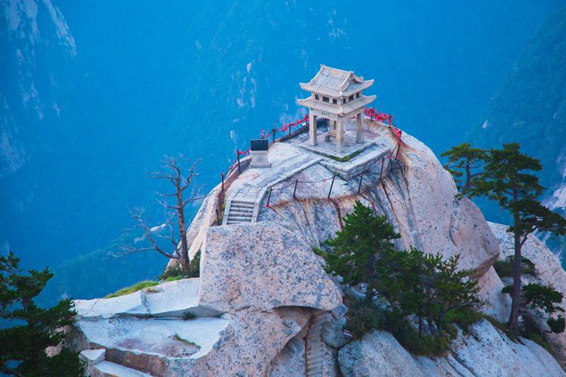 Khám phá Hoa Sơn - ngọn núi nguy hiểm nhất Thế giới - 12