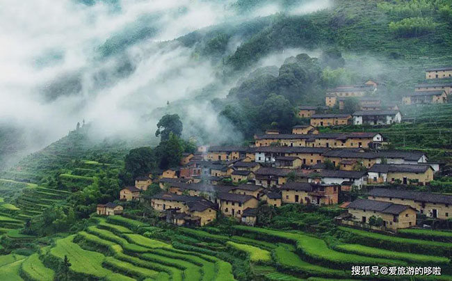 """6 địa điểm tuyệt đẹp ở Trung Quốc có thể """"chữa bệnh"""" cho những người đang bị """"cuồng chân"""" sau đợt cách ly - 1"""