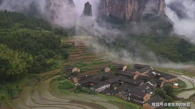 """6 địa điểm tuyệt đẹp ở Trung Quốc có thể """"chữa bệnh"""" cho những người đang bị """"cuồng chân"""" sau đợt cách ly - 13"""