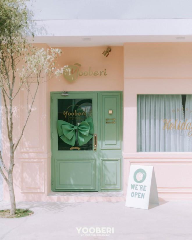 """Những tiệm cà phê décor theo style Hàn Quốc bạn không thể """"ngó lơ"""" khi dừng chân ở Đà Lạt - 1"""