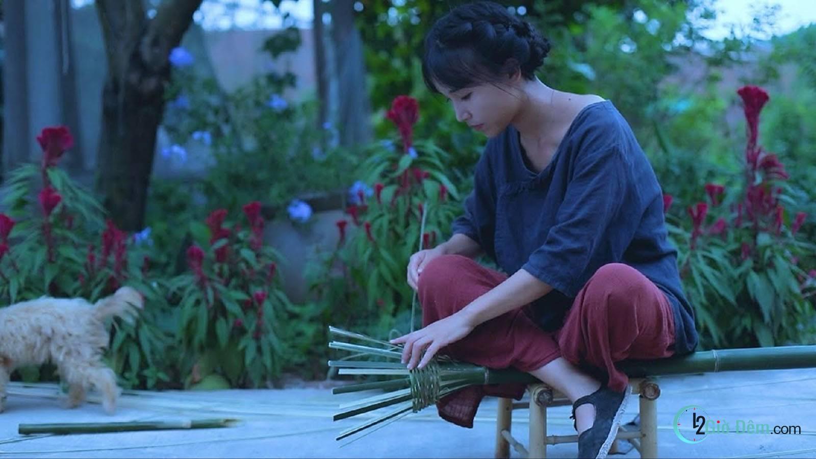 Youtuber Lý Tử Thất tiên nữ đồng quê Trung Quốc - Ảnh 3