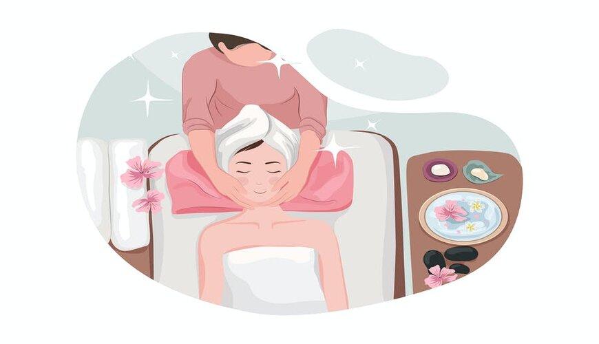 lợi ích của massage da mặt