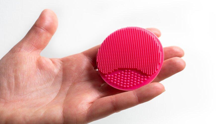 miếng rửa mặt silicon