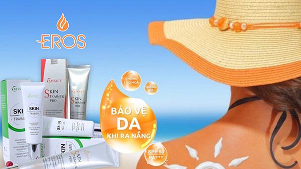 Kem chống nắng Kismet Skin Trainer - Lá chắn bảo vệ tối ưu làn da bạn được Eros Việt Nam phân phối - 2