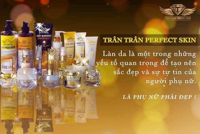 Mỹ phẩm Trân Trân Perfect Skin - thương hiệu luôn đồng hành cùng vẻ đẹp Việt - 2