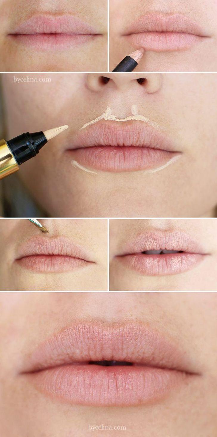 Những cách giúp đôi môi xinh mềm mọng, căng mướt - 5