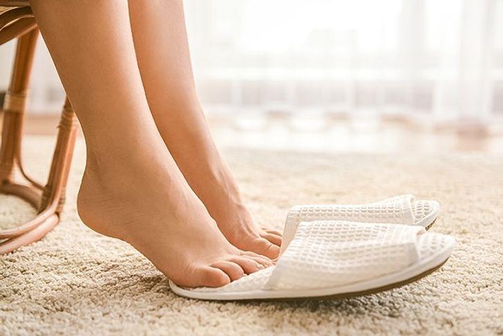 Cách hay để loại bỏ mùi hôi chân vào mùa hè nóng bức - 7