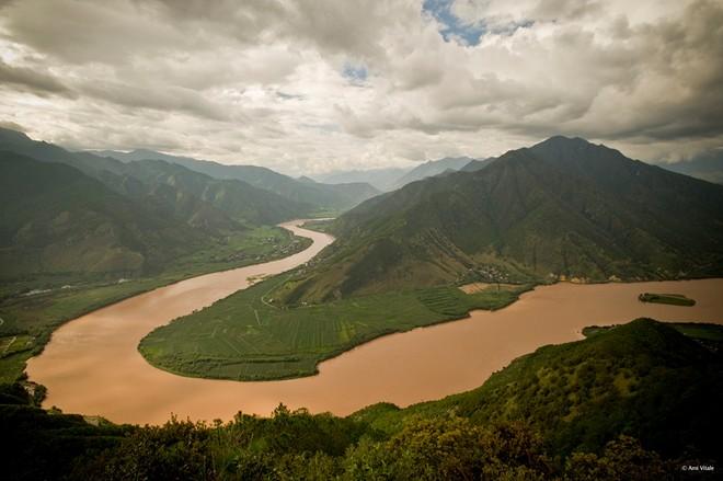 Cận cảnh sông trường giang dài nhất trung quốc - 5