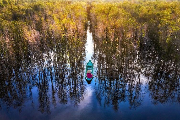 Vườn quốc gia Tràm Chim Đồng Tháp