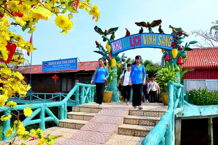 Khu du lịch sinh thái Vinh Sang