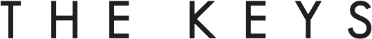 Logo of property management company TheKeys